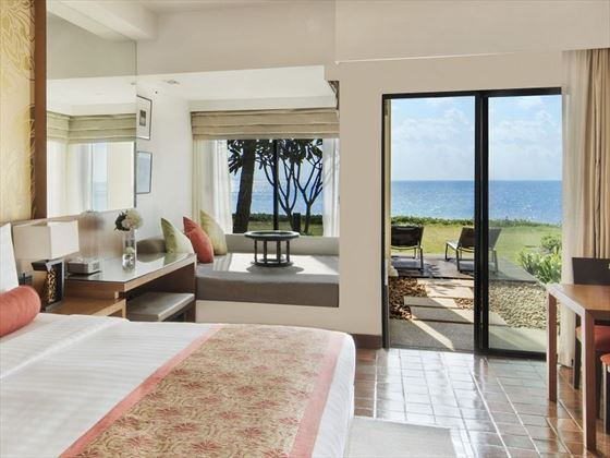 Premium Sea Front Terrace