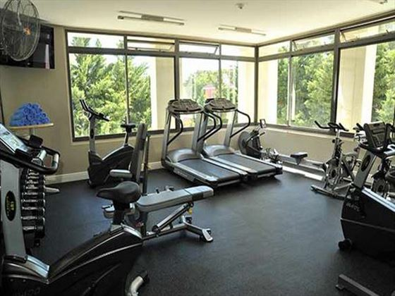 Protea Hotel Breakwater Lodge Waterfront gym