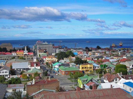 Puerto Natales scenary