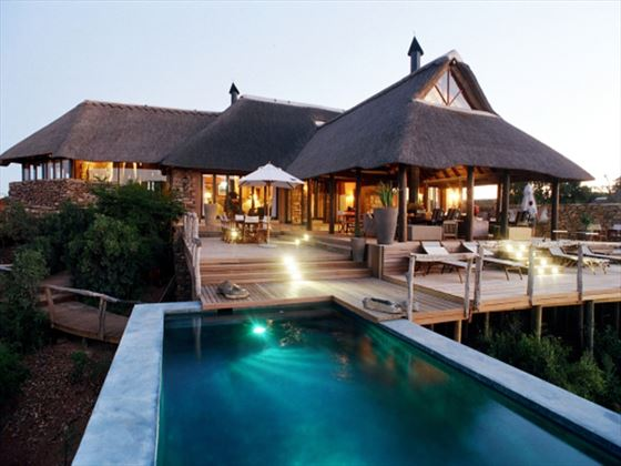 Pumba Private Game Reserve pool