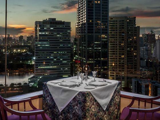Rang Mahal at Rembrandt Hotel & Suites