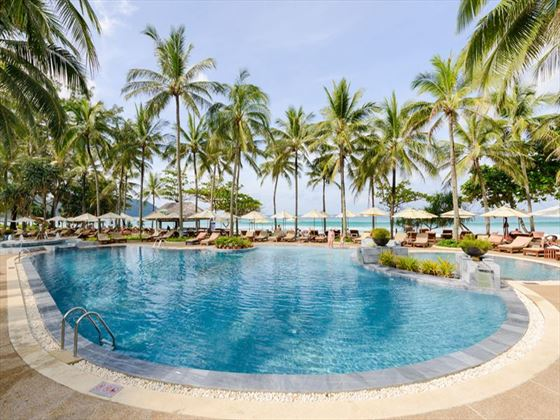 Resort Pool at Katathani Phuket Beach Resort