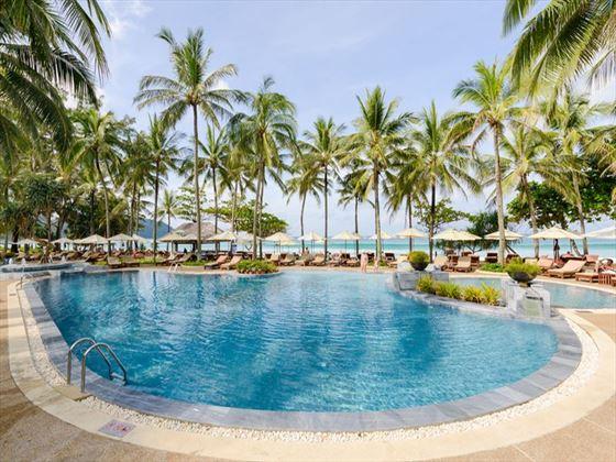 Resort Pool at Katathani Phuket Beach Resort