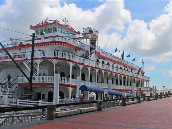 Riverboat Cruise in Savannah