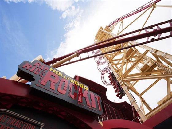 Hollywood Rip Ride Rockit® at Universal Studios®