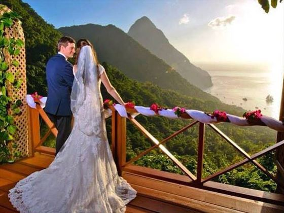 Stunning & beautiful views for your wedding