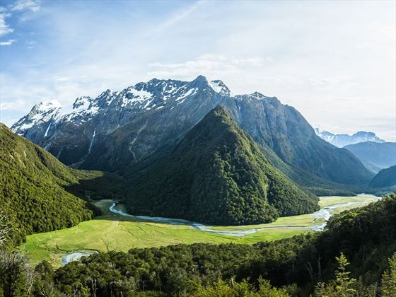 Routeburn Trail, South Island