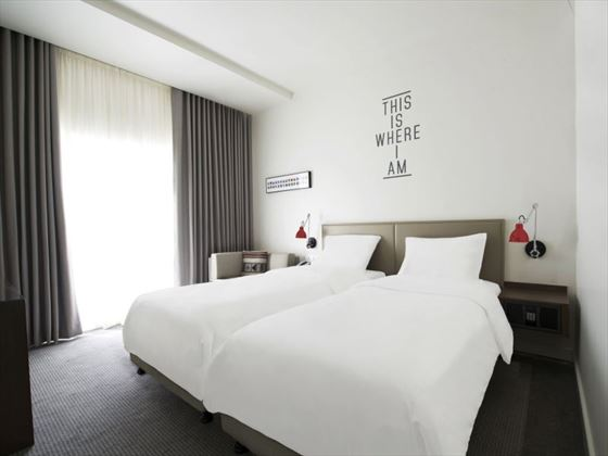 Rove Downtown Dubai Room