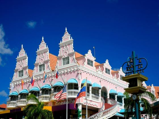 Royal Plaza, Oranjestad