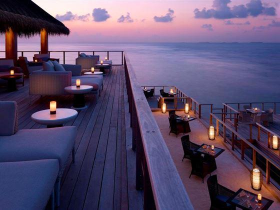 Sala Bar terrace at Dusit Thani