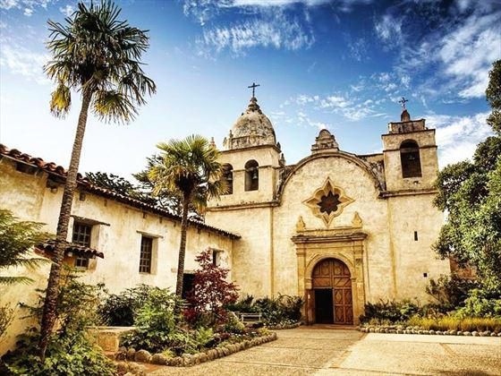 San Carlos Borroméo de Carmelo Mission