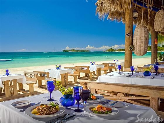 Sandals Negril Beach Resort & Spa, Barefoot by the Sea