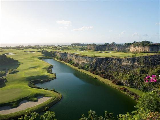 Sandy Lane golf course