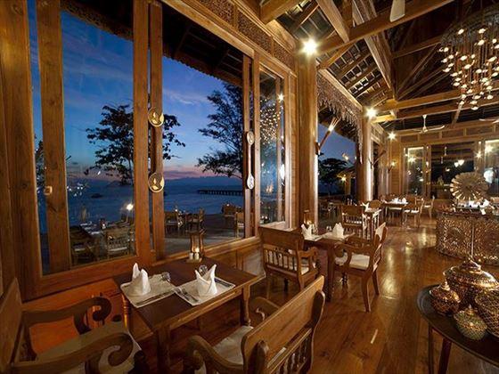 Santhiya Koh Yao Yai restaurant