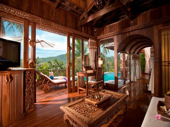 Santhiya Resort & Spa Sea View Pool Villa Suite