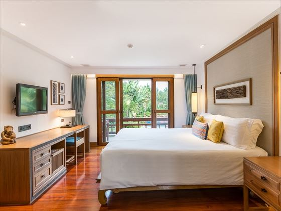 Santiburi Beach Resort, One Bedroom Duplex Suite