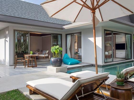 Santiburi Koh Samui, Grand Reserve Pool Villa