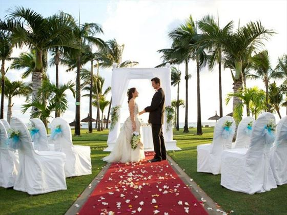 Sugar Beach wedding