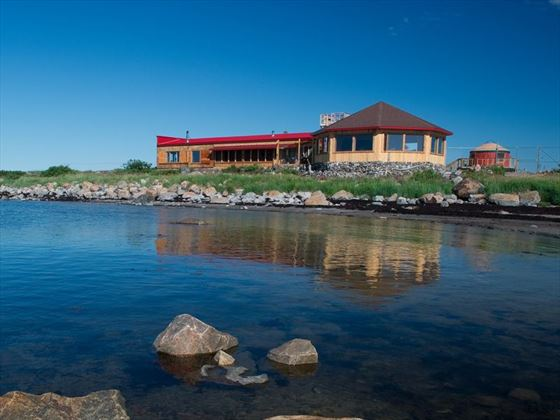 Seal River Lodge; Churchill Wild