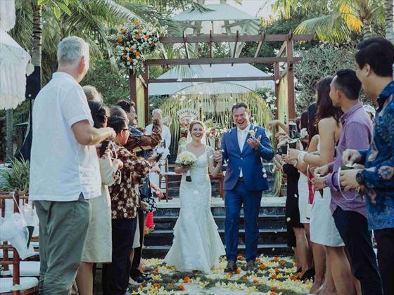 Balinese Garden Wedding