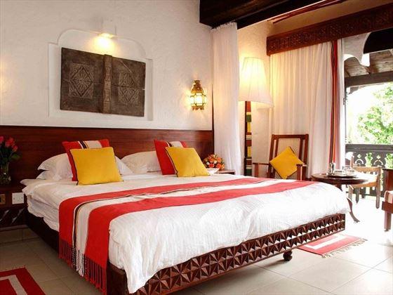 Serena Beach Resort guest room
