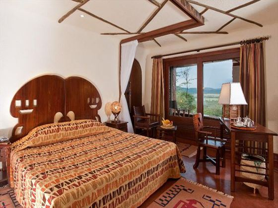 Serengeti Serena Lodge room