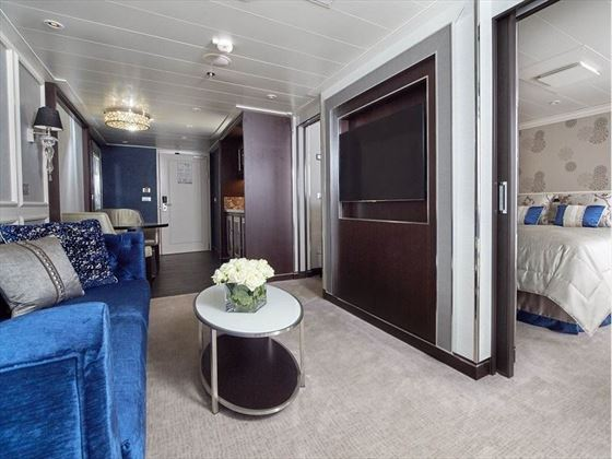Seven Seas Explorer, Penthouse Suite