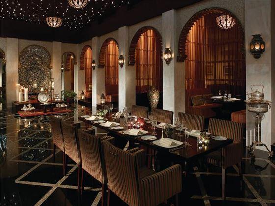 Shangri-La Barr Al Jissah Resort & Spa Shahrazad restaurant