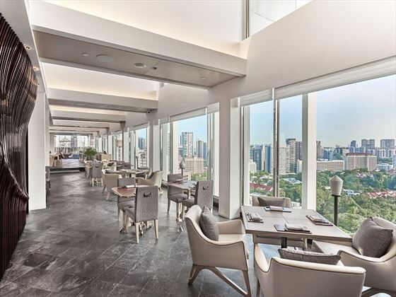 Shangri-La Hotel, Singapore, NAMI restaurant