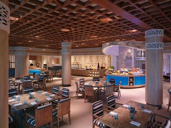 Silver Shell Cafe, Shangri-La Rasa Sentosa Resort