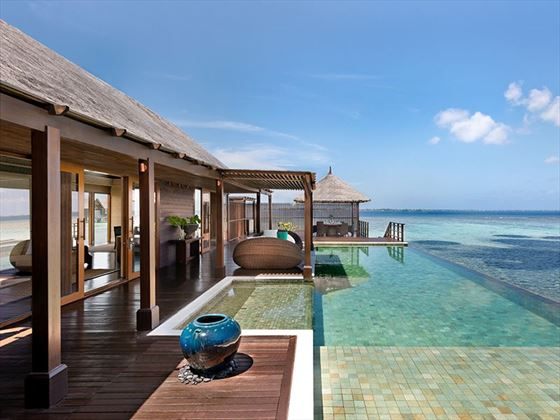 Villa Muthee at Shangri-La Villingili Resort