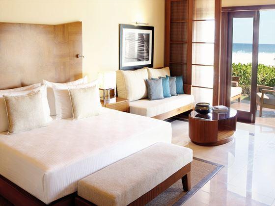 Shanti Maurice A Nira Resort Suite Villa bedroom