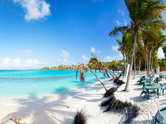 Shoal Bay East in Anguilla