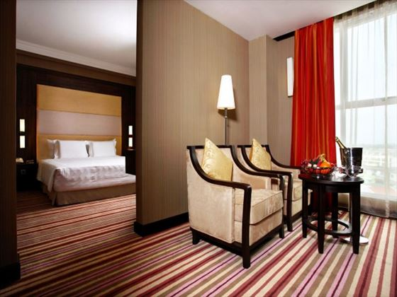Silk Executive room
