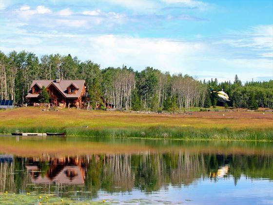 Siwash Lake Wilderness Resort
