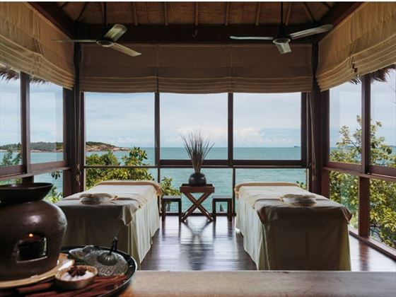 Spa Treatment Room, Six Senses Samui