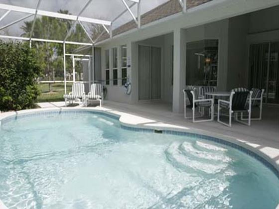 Southern Dunes Executive Home Typical Pool