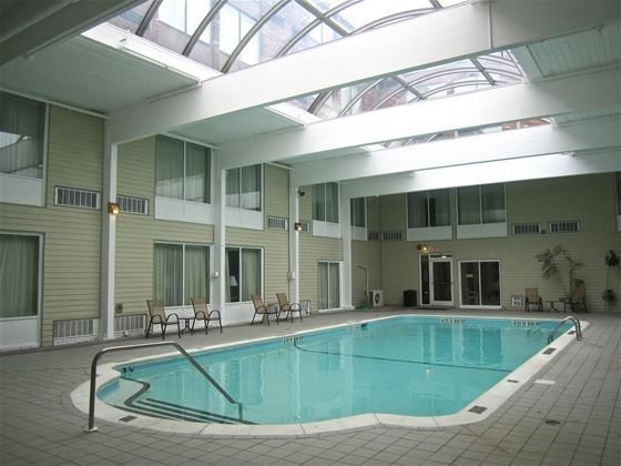 Best Western Sovereign Swimming Pool