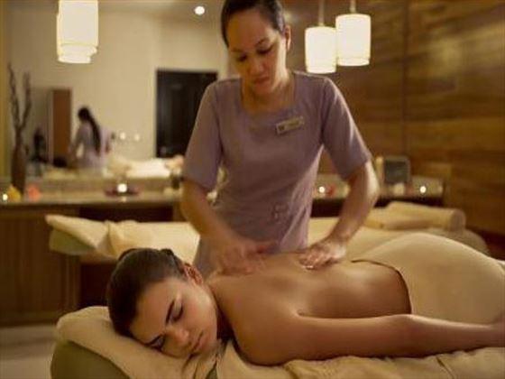The Cove Rotana spa treatment