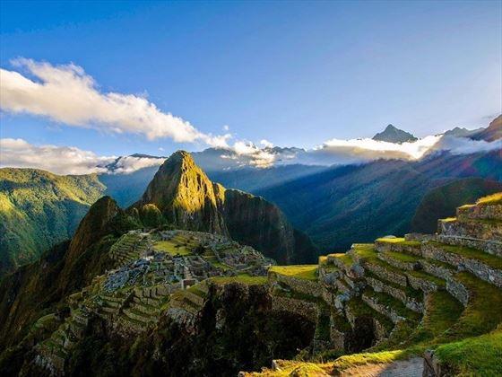 Spectacular Machu Picchu Scenery, Peru