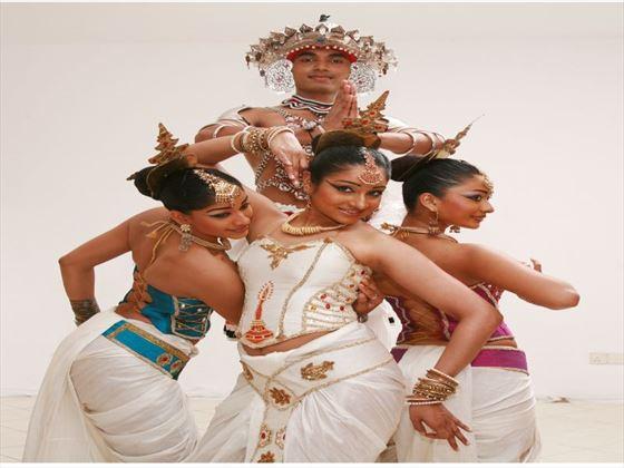 Sri Lankan Cultural Dancing