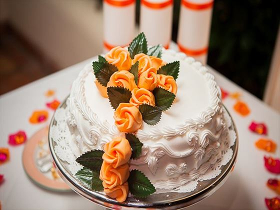 wedding cake deals uk st s club amp villas antigua caribbean wedding 22357