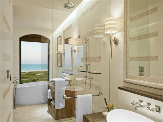 St Regis Saadiyat Island Superior Sea View bathroom