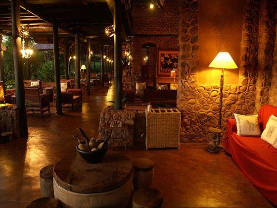 Stanley Safari Lodge main lodge