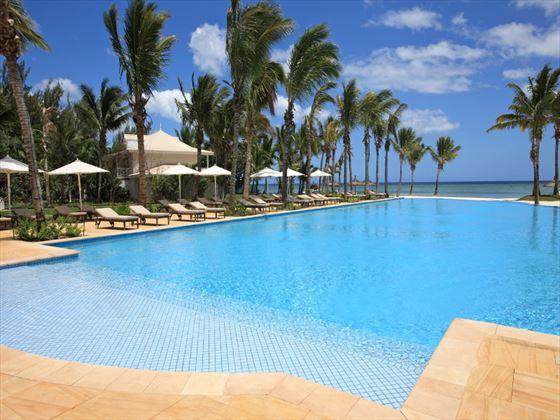 Sugar Beach swimming pool