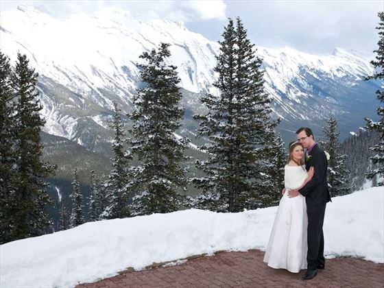 Weddings at Sulphur Mountain