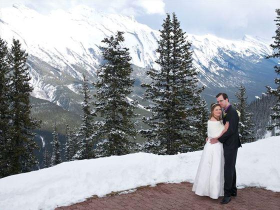 Weddings at Sulphur Mountain