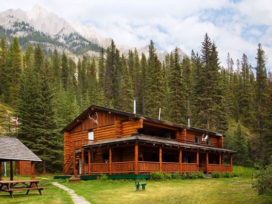 Sundance Lodge Exterior
