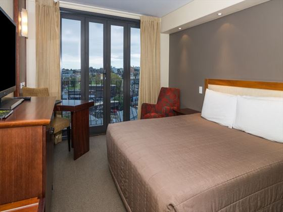 Superior Double Room at Copthorne Hotel Auckland