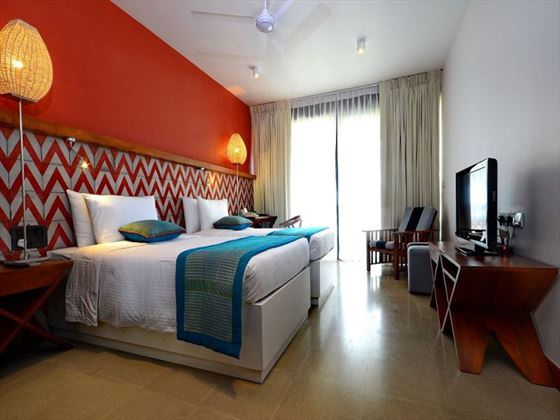 Superior Room at Cinnamon Bey Beruwala